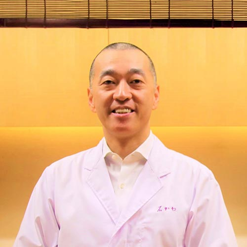 Restaurant 雪峰 監修 石川 秀樹