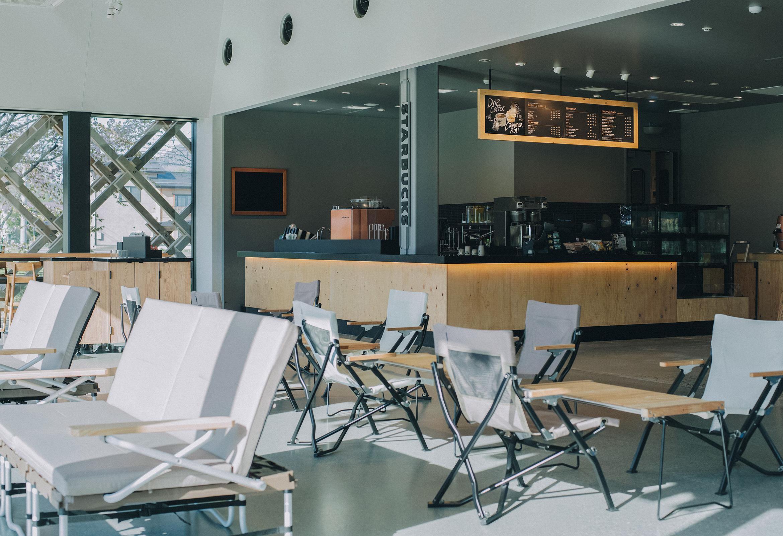 スターバックス コーヒー スノーピークランドステーション白馬店