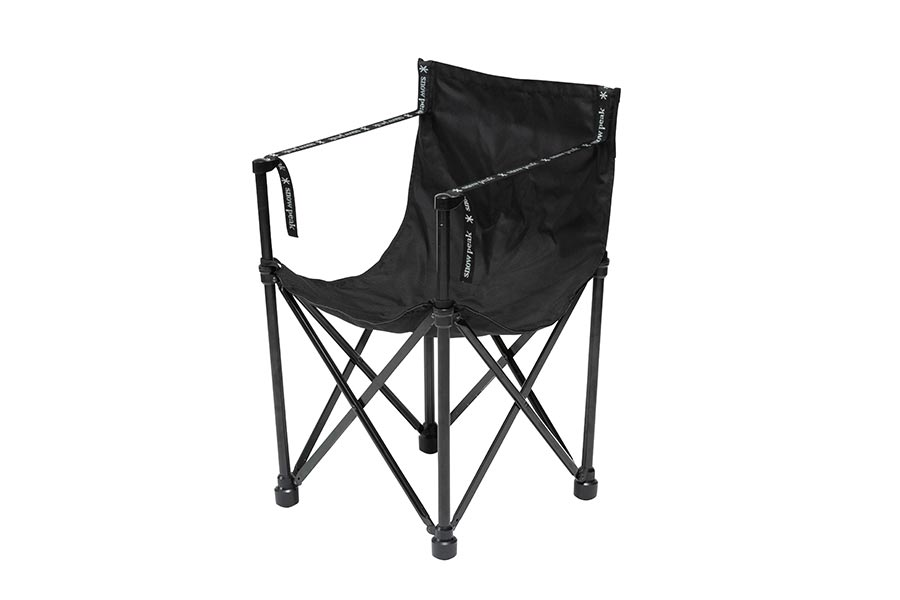Snow Peak chair BLACK EDITION