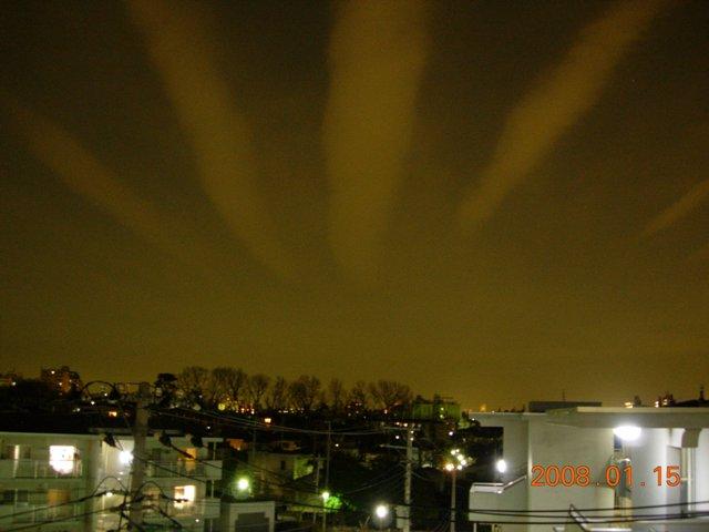 リアルタイム 地震 雲