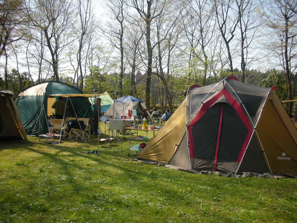 場 清里 中央 オート キャンプ